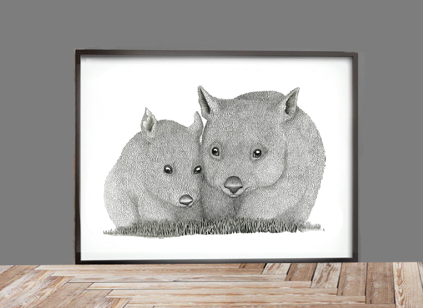 Image of Widdle Wombats