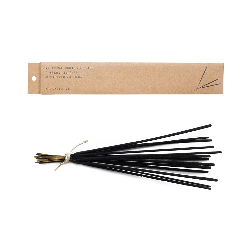 Image of PF Incense: Patchouli Sweetgrass