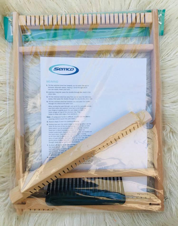 Image of Large Weaving Loom