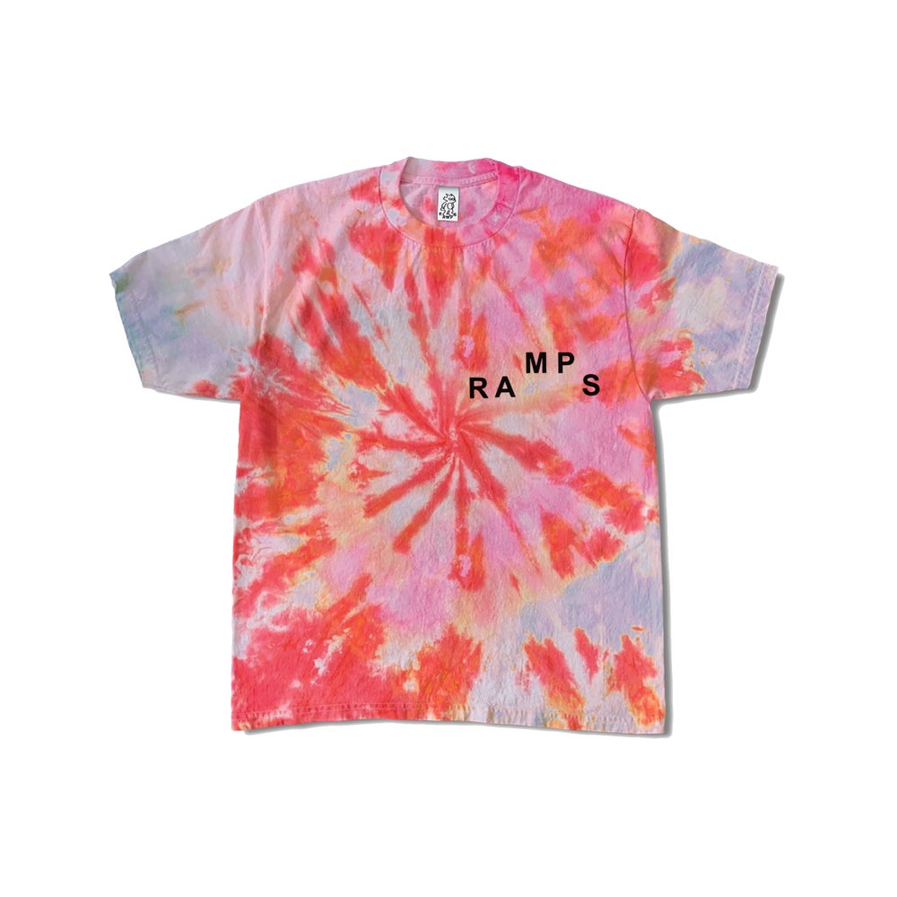 Image of SMOKEY CAT TIE DYE