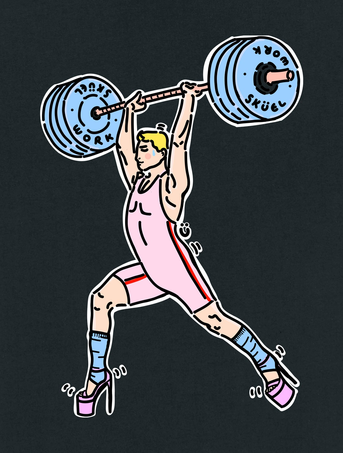 Image of Gym Queen