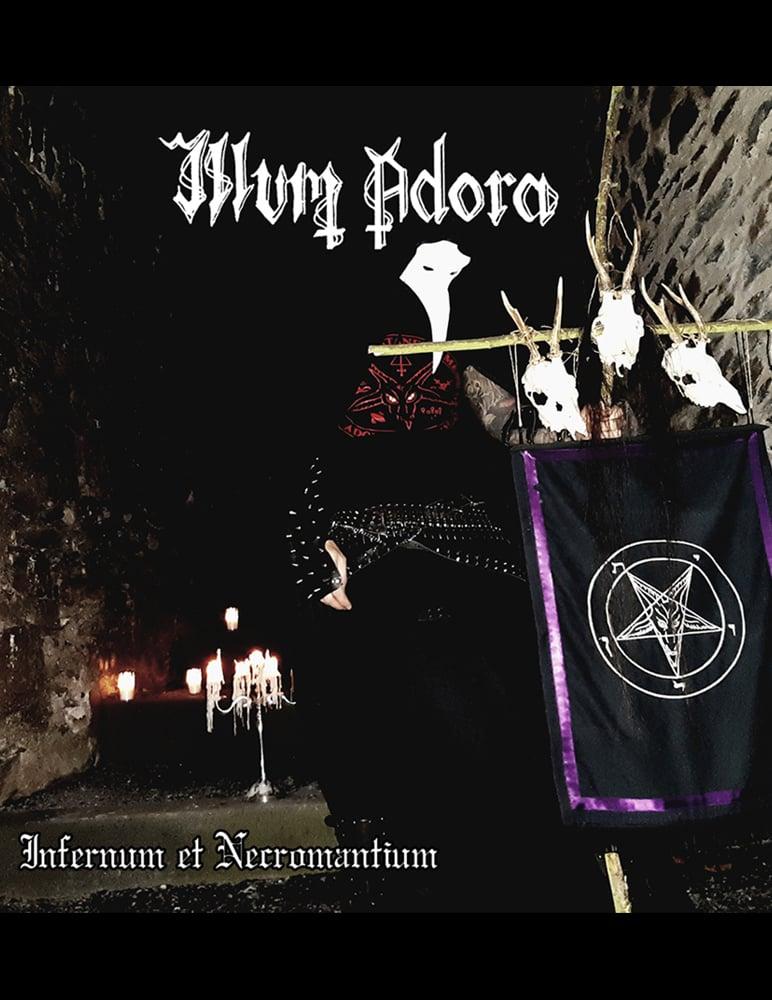 Image of ILLUM ADORA - Infernum et Necromantium CD