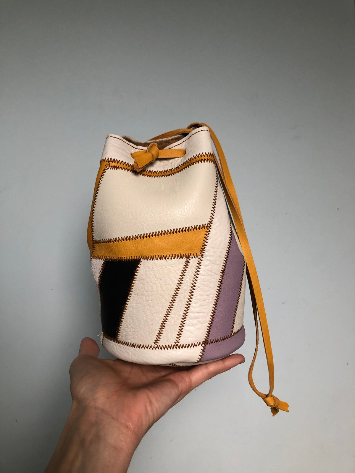 Image of Little Scrap Bucket Bag