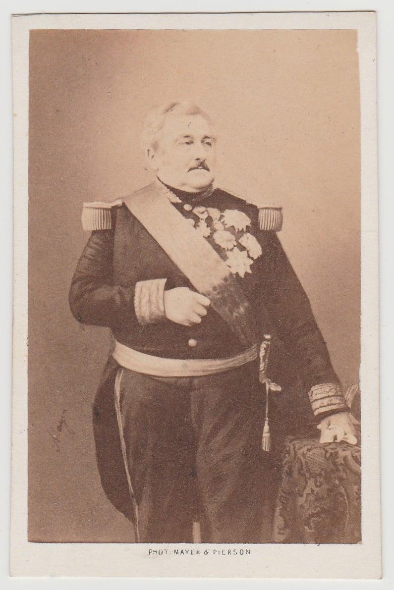 Image of Mayer & Pierson: Maréchal Vaillant, ca. 1860