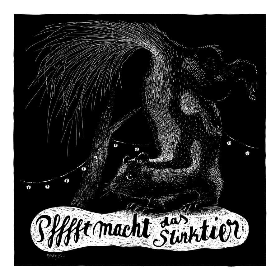 Image of »Stinktier«