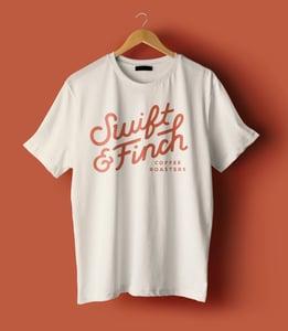 Image of Swift & Finch T-Shirt Orange