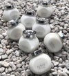 SMALL SILVER LID CANDLES