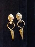 Copper Ear-Rings (2)