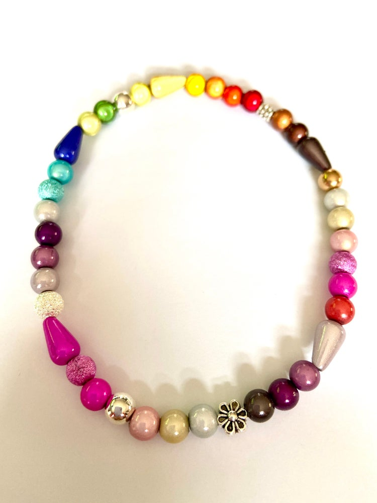 Image of Glow Beads Funky Anklet - Prices From £4