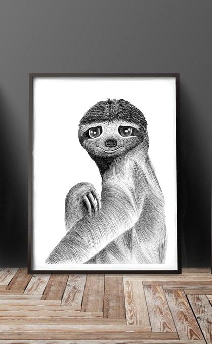 Image of Sassy Sloth