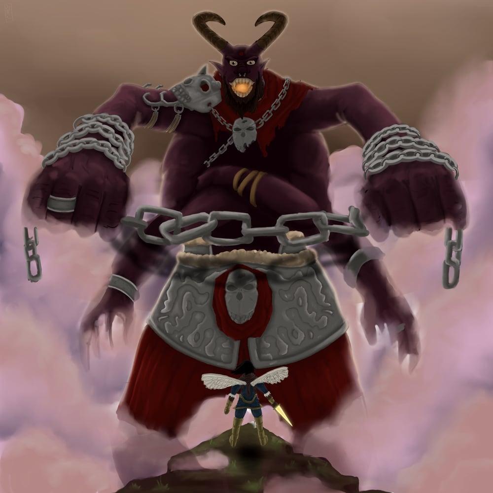 Image of Balandor vs Nameko