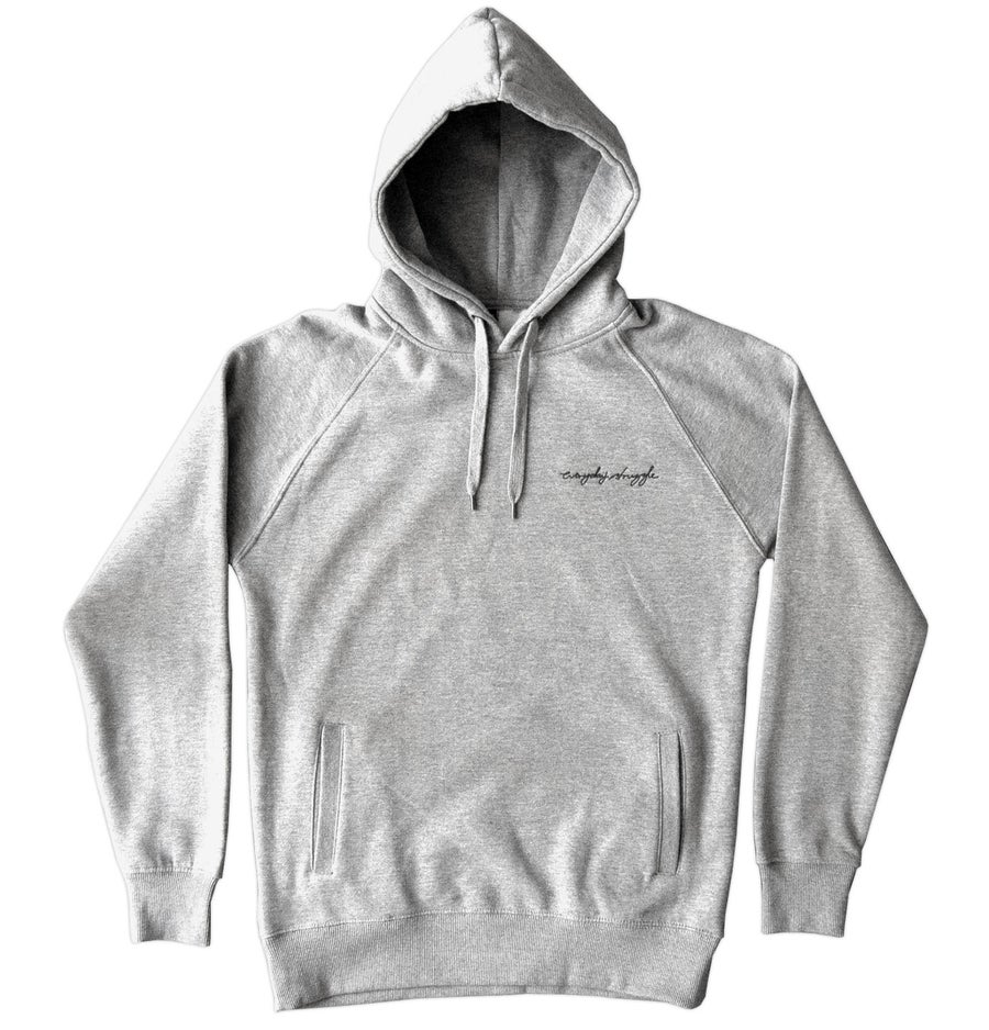 Image of Everyday Hoodie // Unisex // grau