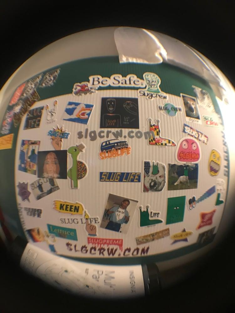 Image of Slug Life Sticker Pack