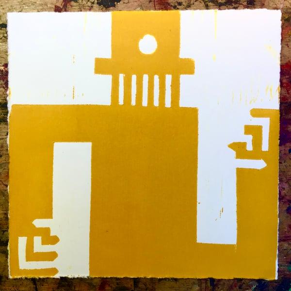 Image of Robot Bev