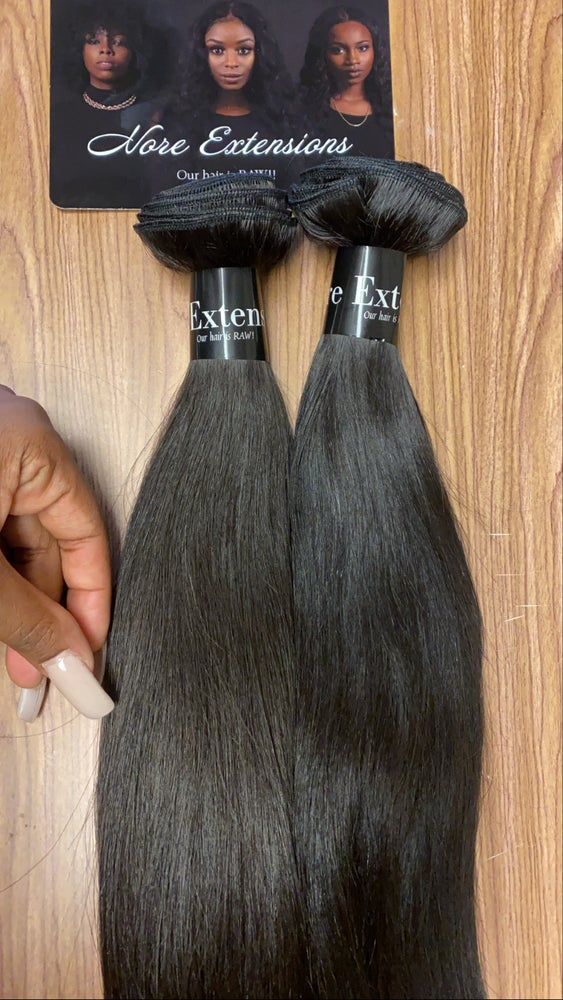 Image of Burmese 4*4  closure w/ 2 bundles