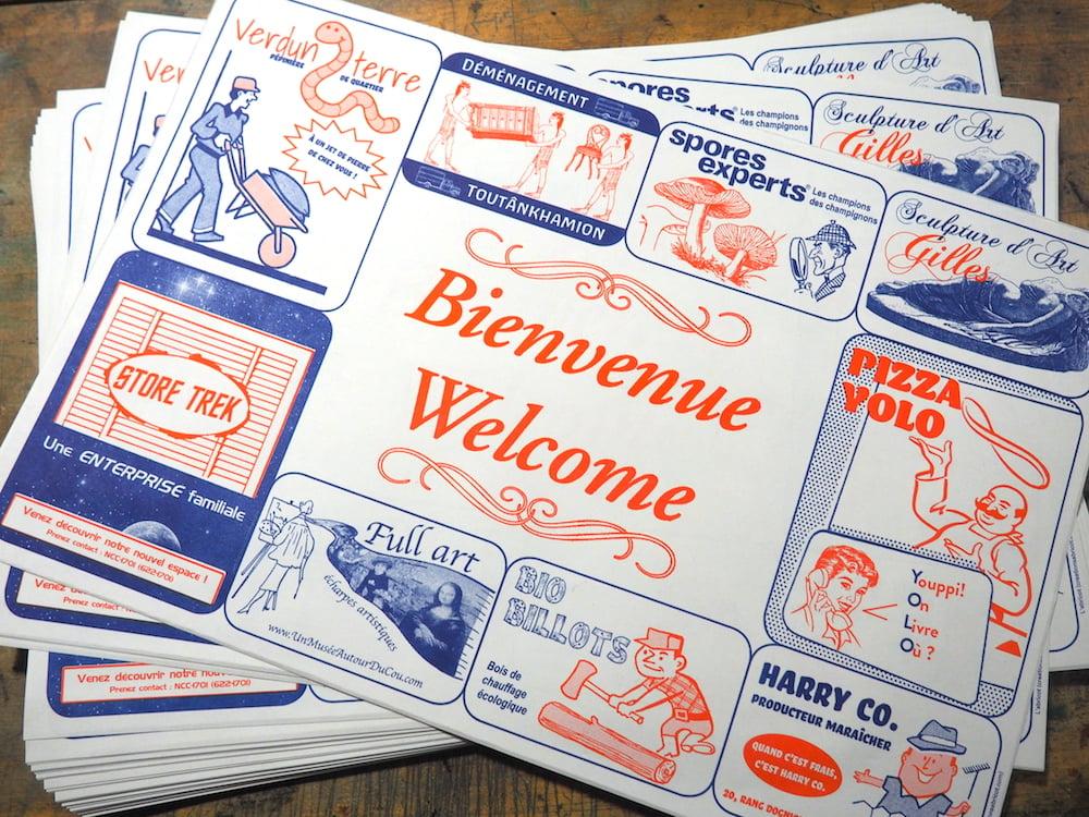 Image of Bienvenue|Welcome