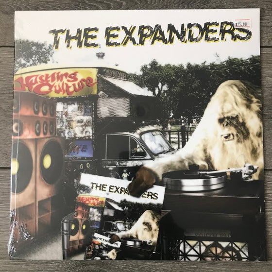 Image of The Expanders - Hustling Culture Vinyl LP
