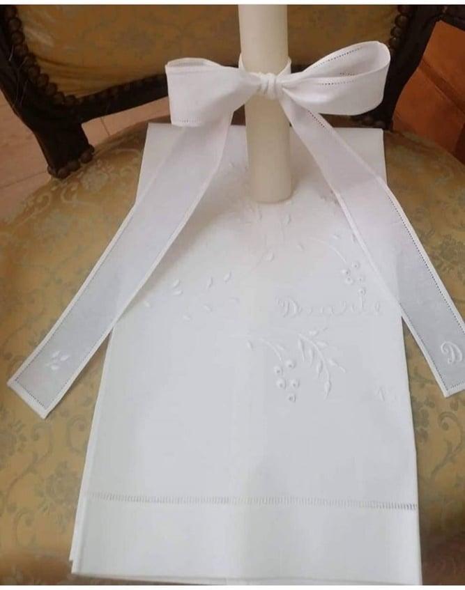 Toalhas de Baptizado