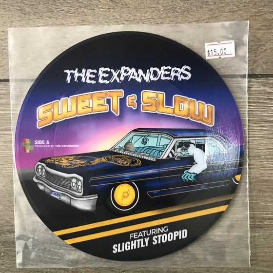 Image of The Expanders - Sweet & Slow Vinyl 7""