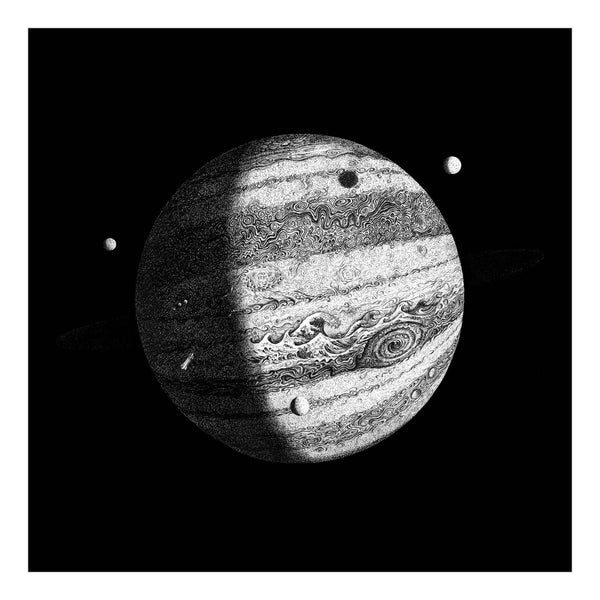 Image of The Great Jovian Wave