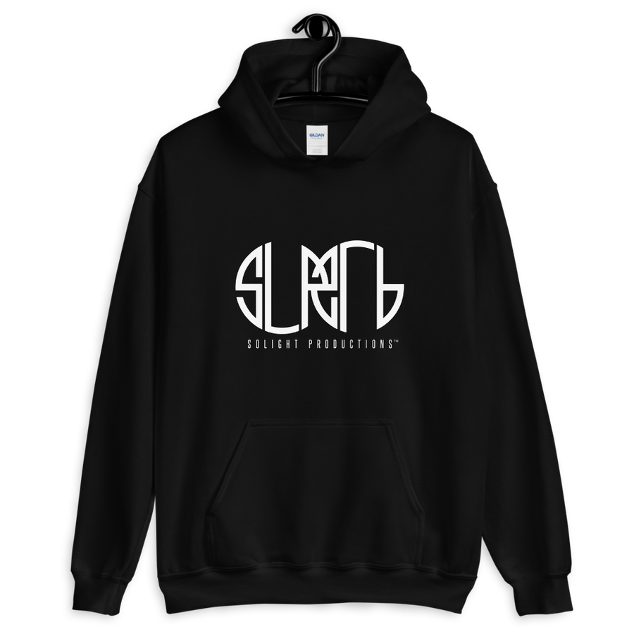 Image of Black Solight Hoodie