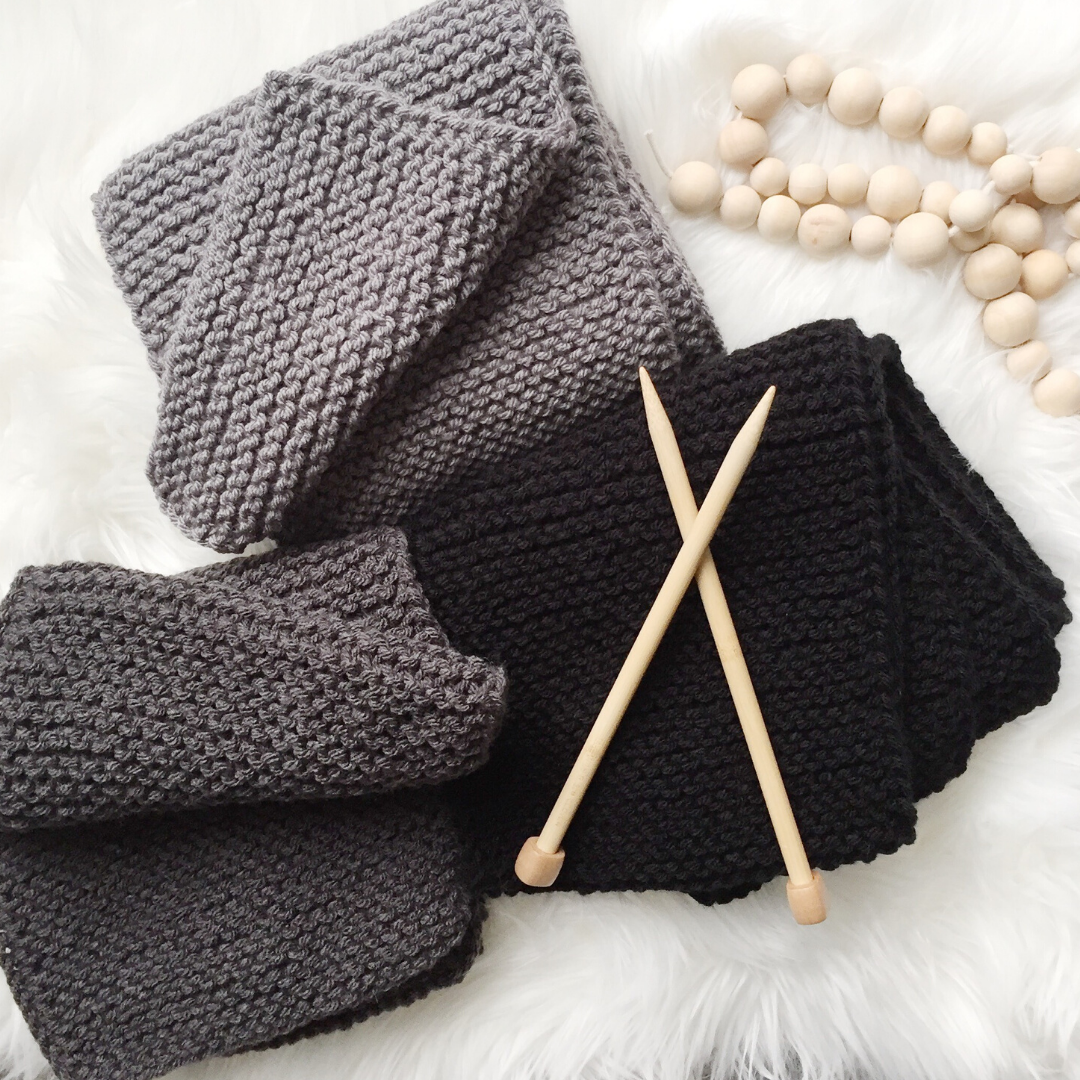 Image of DIY Knit Kit - Classic Scarf