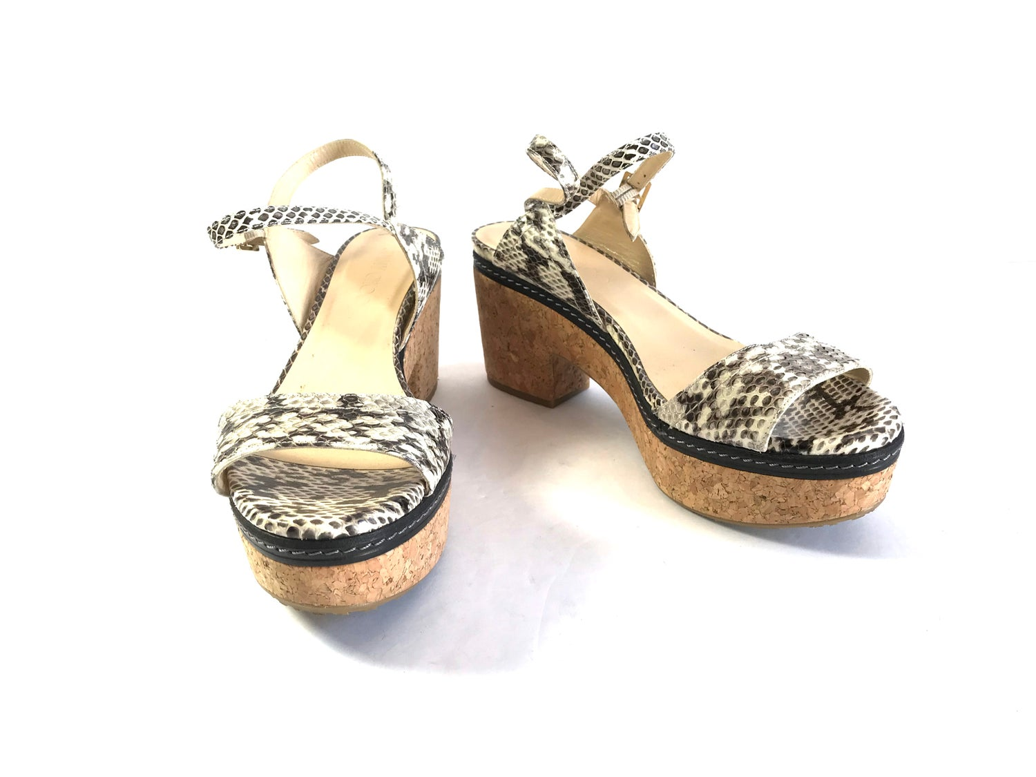 Image of Jimmy Choo Size 40 Sandals 674-2537
