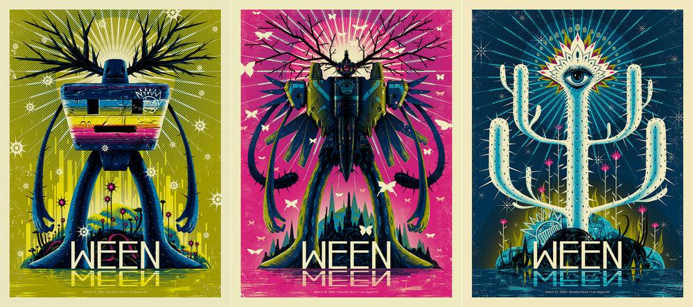 Image of Ween Las Vegas Posters