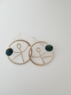World in Your Hands Earrings