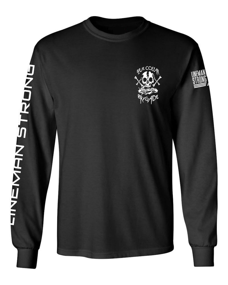 Image of Blue Collar Brigade XX - Long Sleeve