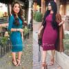 Lovely Midi Dress