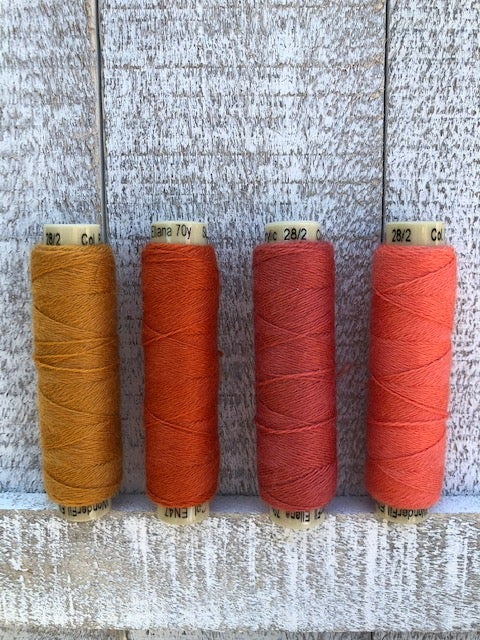 Image of Ellana Wool Thread EN46, EN 47, EN48, EN49