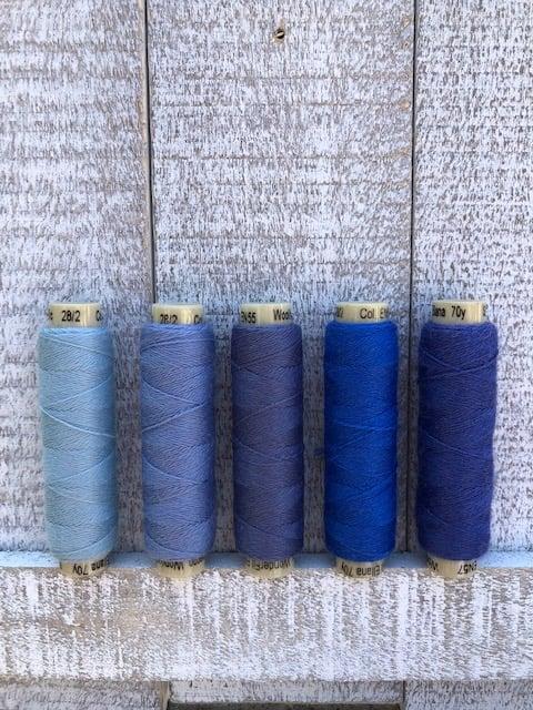 Image of Ellana Wool Thread EN53, EN54, EN55, EN56, EN57