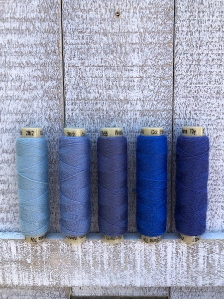 Image of Ellana Wool Thread EN53, EN54, EN55, EN56, EN57