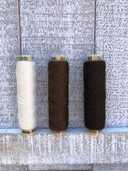 Image of Ellana Wool Thread EN50, EN51, EN52