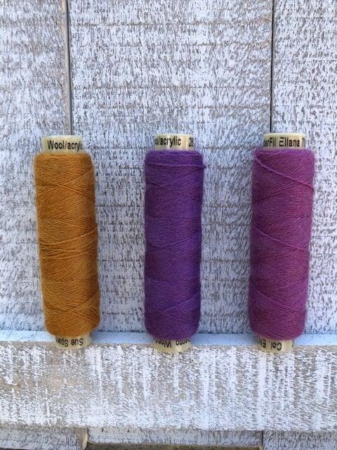 Image of Ellana Wool Thread EN35, EN36, EN37