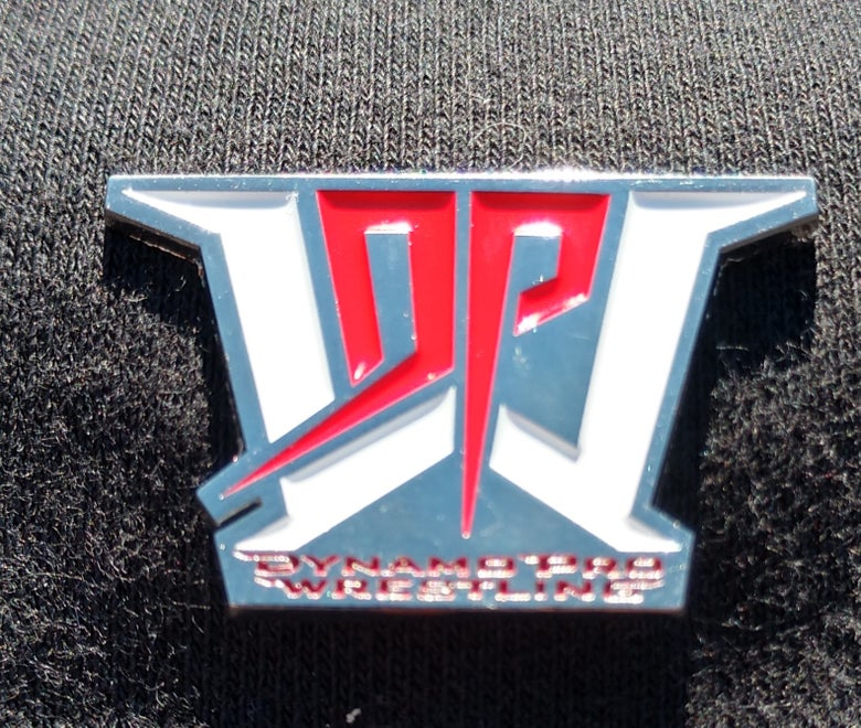 Image of DPW Logo pin