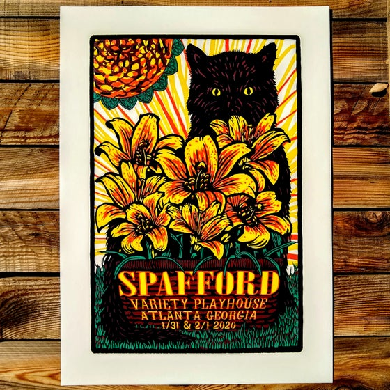 "Image of ""Secrets To Herself"" - SPAFFORD - Atlanta 1/31 & 2/1 2020"