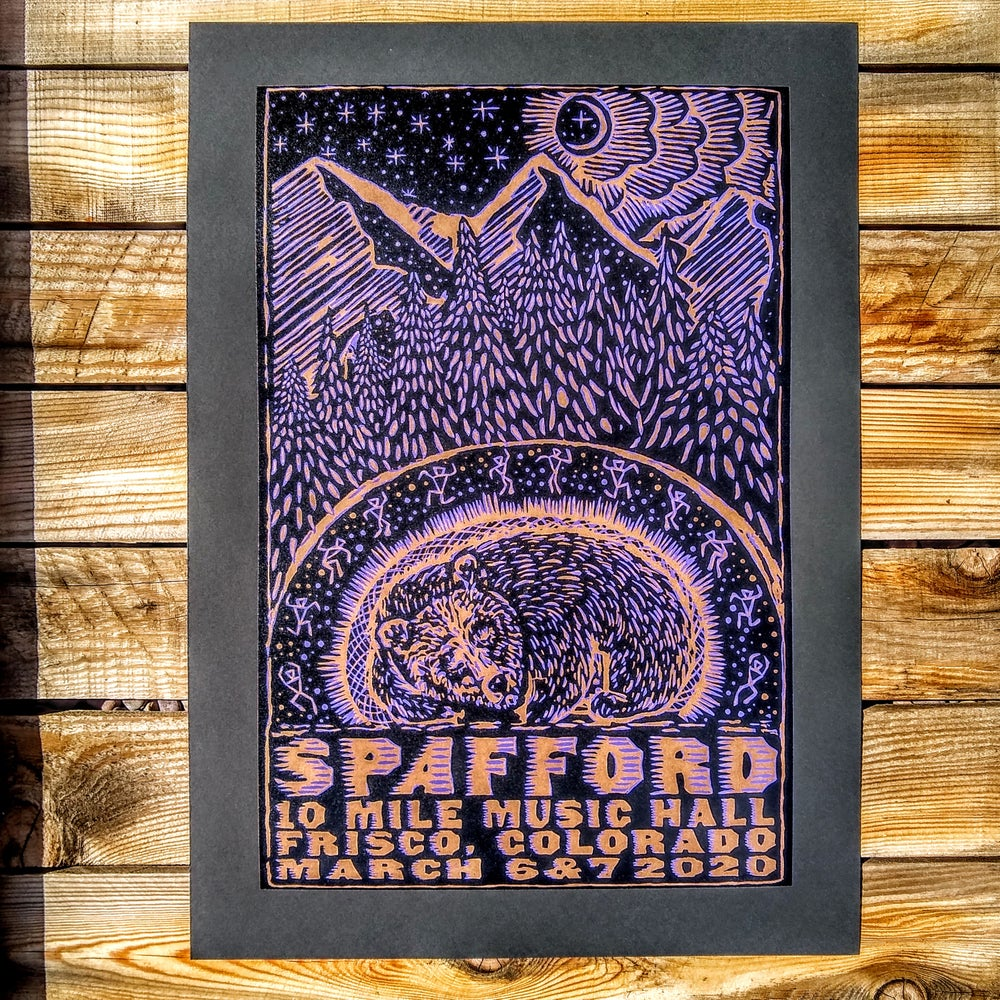 "Image of ""Till The Morning Comes"" - SPAFFORD - Frisco 3/6-7/2020"