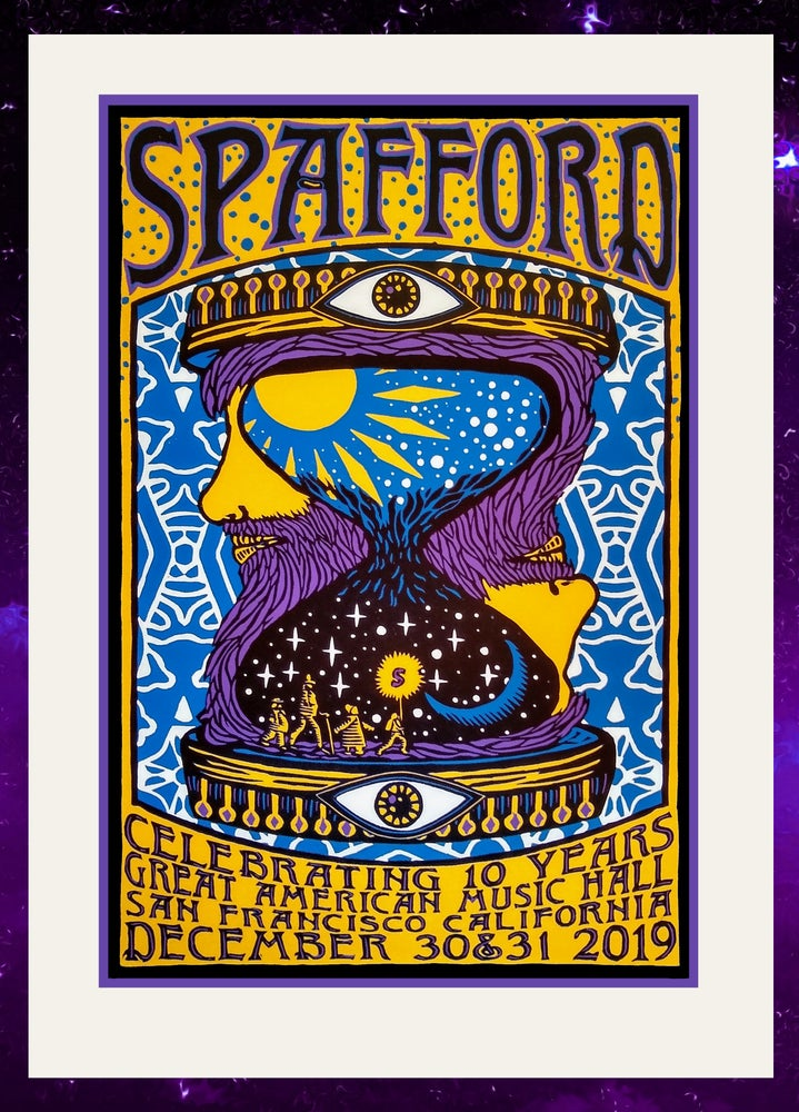 "Image of ""As The Times Go By"" - SPAFFORD - San Francisco - 12/30-31-2020"