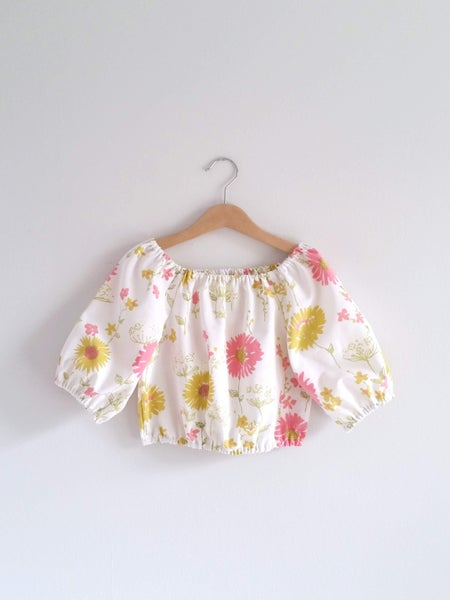 Image of Dream Top - Spring Floral
