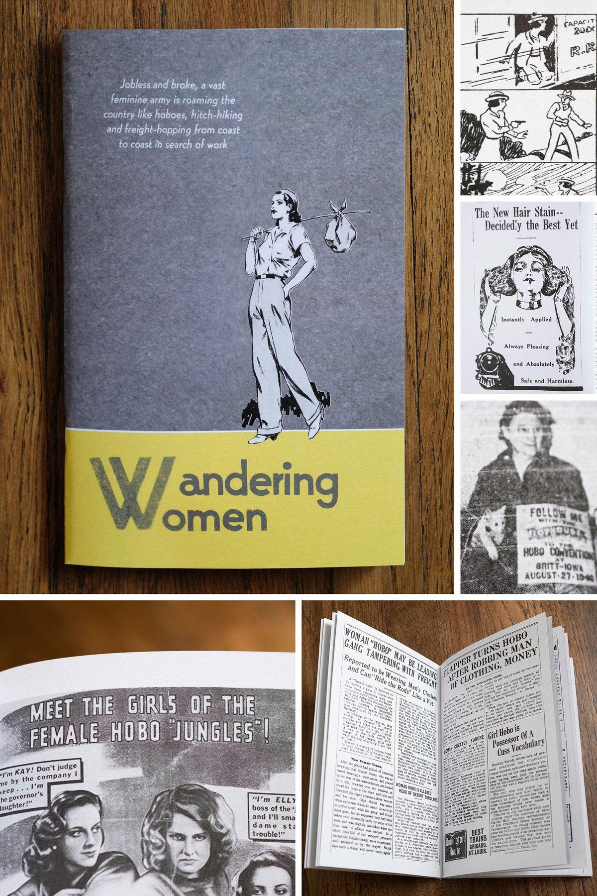 Wandering Women zine