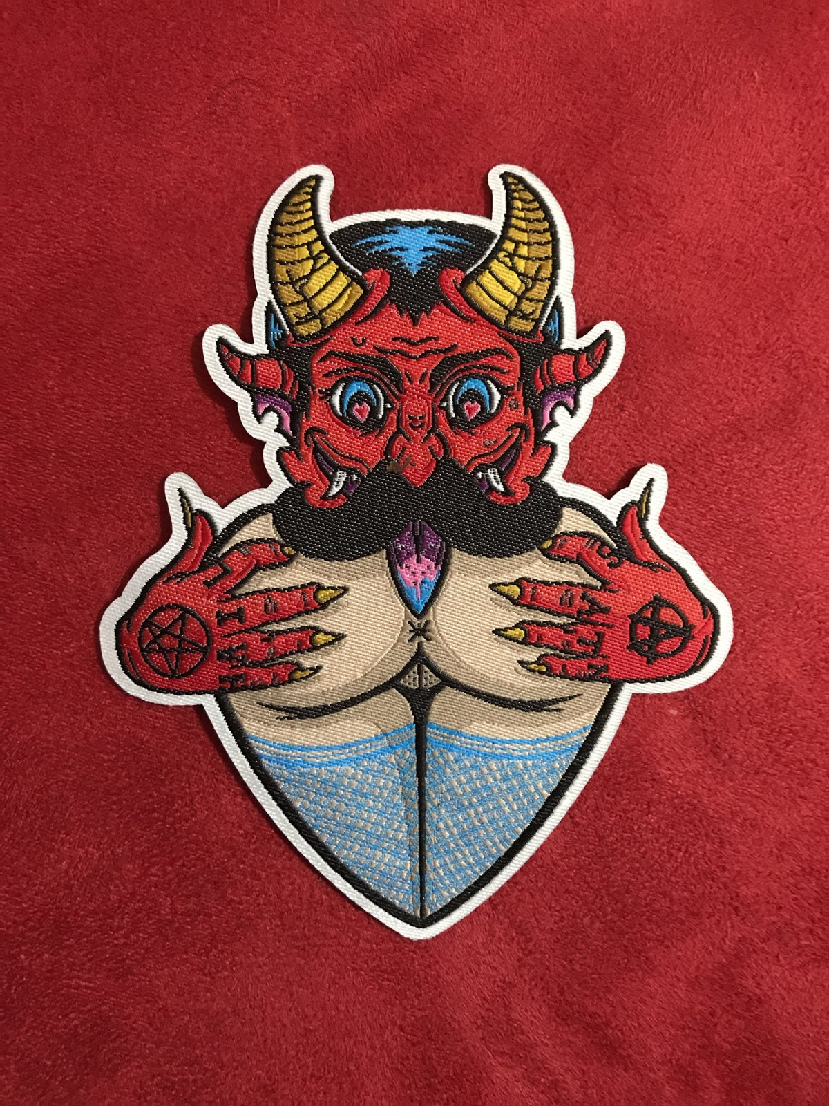 Image of Hungry Devil Patch