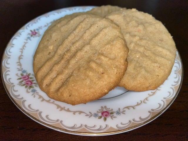 Image of Peanut Butter Cookies - 1 dozen