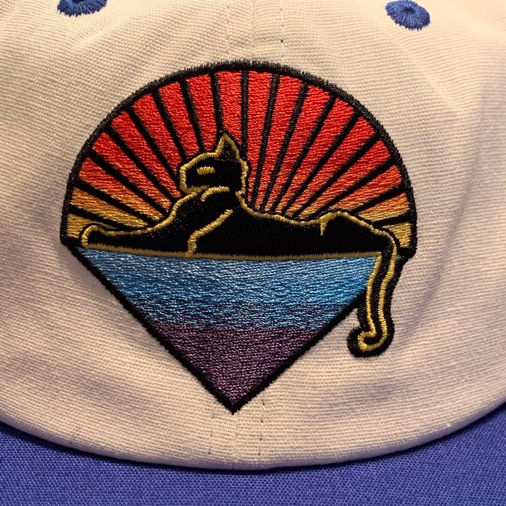 Image of Cats 100% Natural Hemp Snapback Hat!