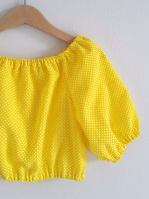 Image of Dream Top - Sunny Dot