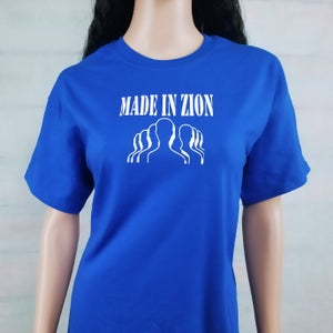 Image of Made in Zion