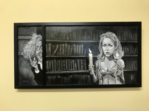 "Image of ""Put The Candle BACK!"" (inspired by ""Young Frankenstein"")"