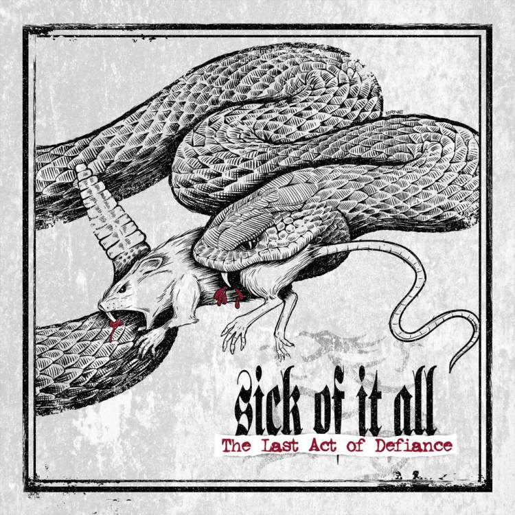 Image of Sick of it All - Last Act of Defiance LP