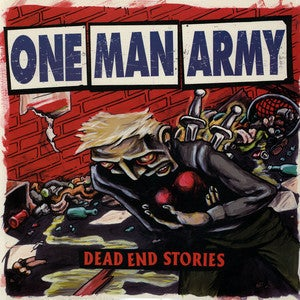Image of  One Man Army - Dead End Stories LP (color vinyl)